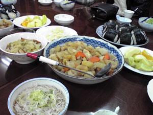 2013年01月22日料理1