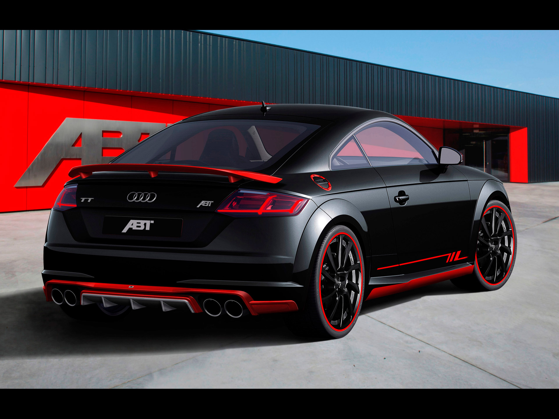 abt sportsline audi tt coupe 2015. Black Bedroom Furniture Sets. Home Design Ideas