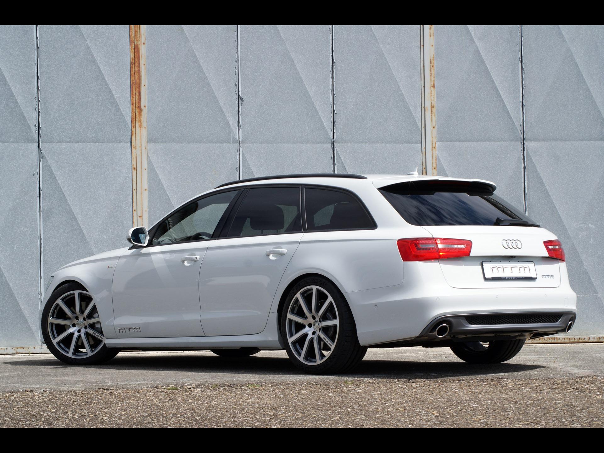 Mtm Audi A6 Avant 3 0 Bitdi Quattro S Line 2012 アウディに