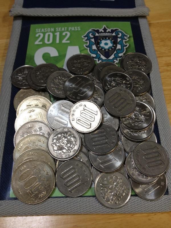 アビスパ貯金2012
