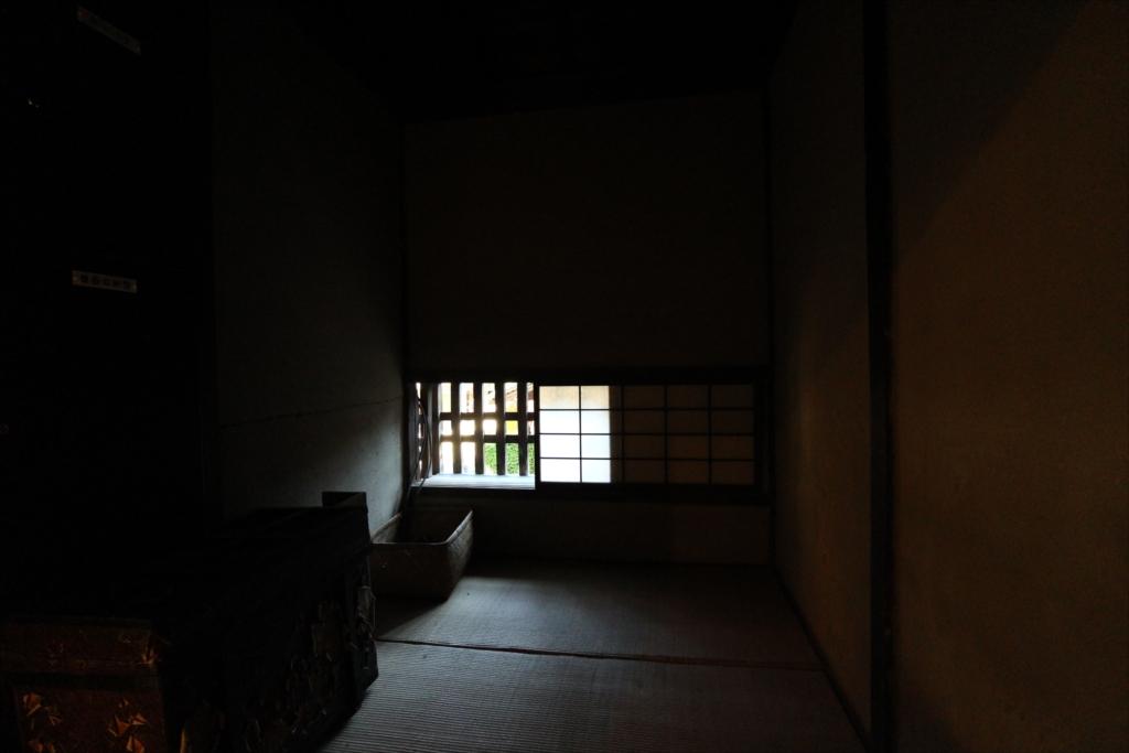 佐地家の門・供待_5