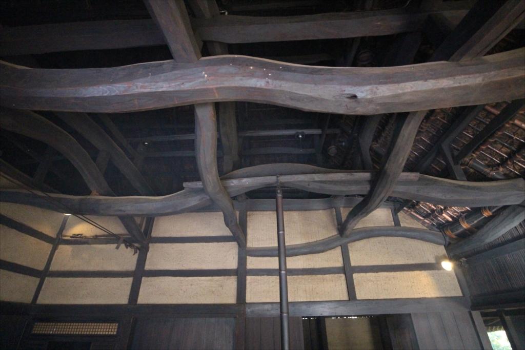 『チャノマ』部分の屋根_2