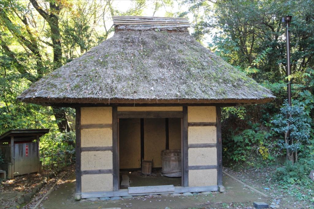 小さな小屋