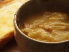 酒粕カレースープ