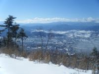 山頂景色1