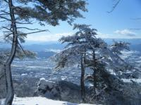 峰の展望台