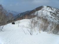 北峰稜線⑤