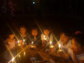 20121222クリスマス会