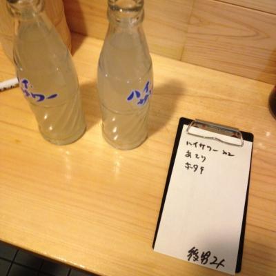 蒲田某立ち飲み