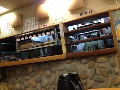 富士そば 池袋東口店