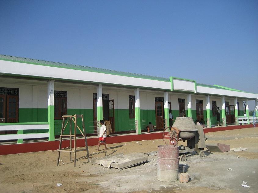 学校建設プロジェクトを支える人々①