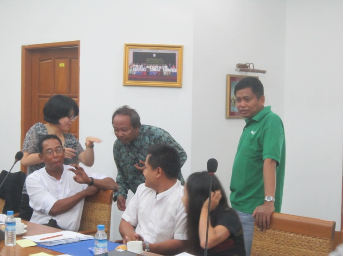 ミャンマーで年次報告会を開催しました!⑤