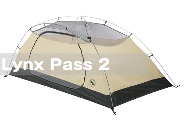 Big Agnes Lynx Pass2