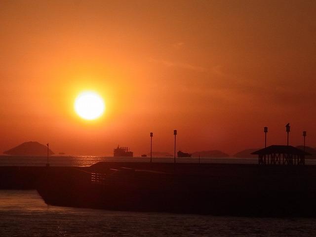 2013 鹿島渡船場