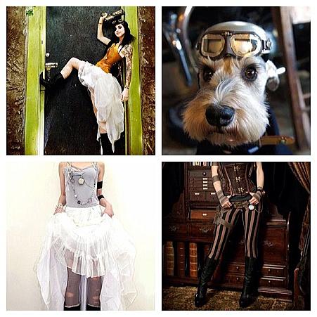 steampunk fashion 2