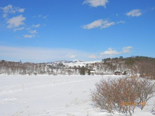 バラギ湖ノワカサギ釣り