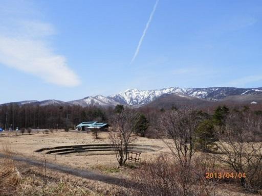 嬬恋、バラギ高原キャンプ場