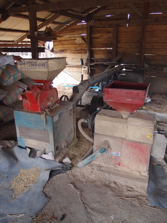 Rural Rice Mill