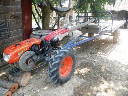 Hand Tractor