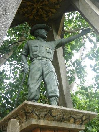 King Sihanouk Statue