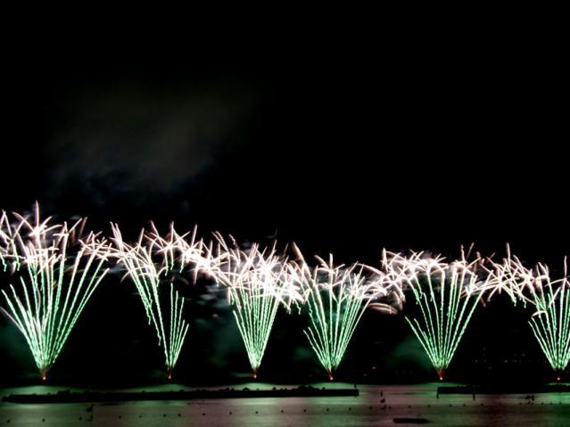 熱海海上花火大会 2012年夏の花火(2)