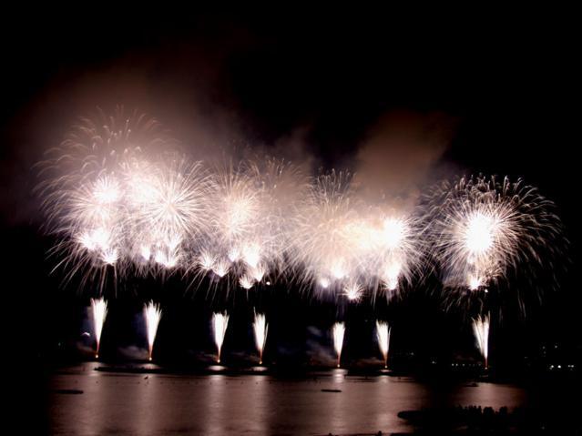 熱海海上花火大会 2012年夏の花火(5)