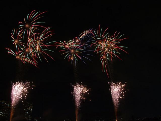 大田区 花火の祭典2012 (4)