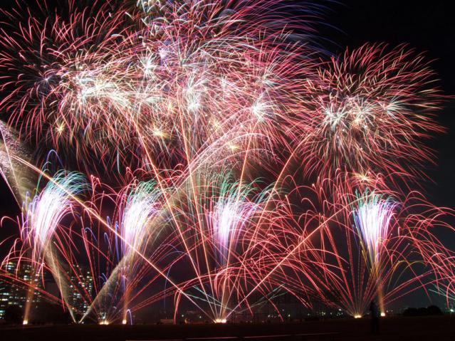 大田区 花火の祭典2012 (5)