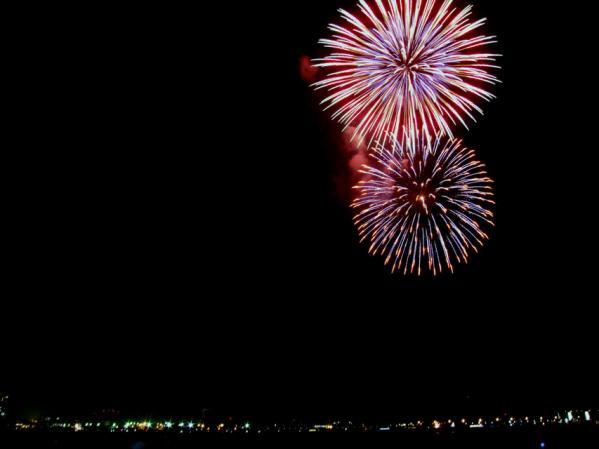 2012年横浜開港祭 花火大会(4)