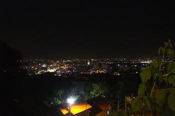 アンカラ夜景