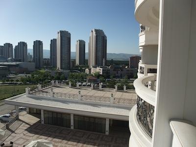アンカラのホテル