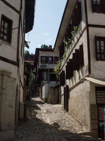 サフランボル街
