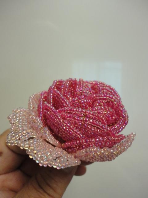 バラの組立①