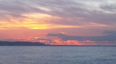 初日の出at江ノ島