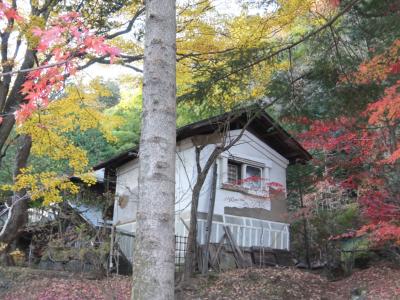 金谷侍屋敷