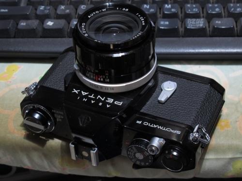 ASAHI PENTAX SPF 7 (BK)