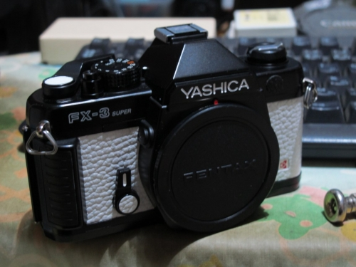 YASHICA FX-3 SUPER 3