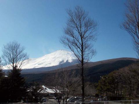 062須走口の富士山