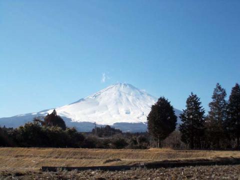 064御殿場の富士山