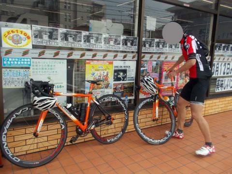 003藤沢のコンビニで