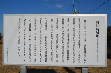20130110阿波崎城址01