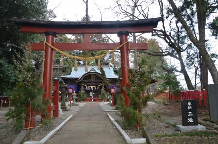 麻賀多神社 成田船形04