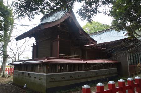 麻賀多神社 成田船形07