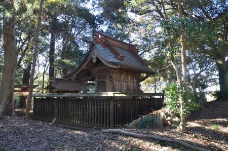 20130127麻賀多神社 岩名07