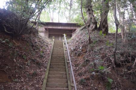 20130204麻賀多神社 富里新橋10