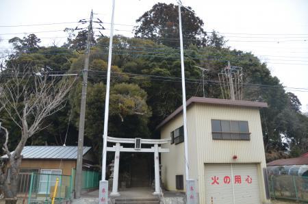 20130204麻賀多神社 富里新橋14