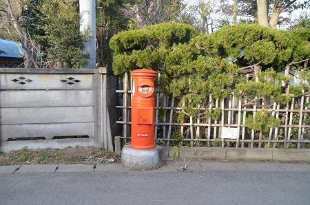 20130217四街道丸ポスト02