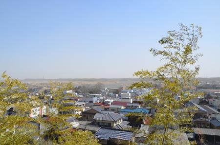20130224江戸崎八景 羅漢山の夕照09