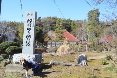 20130224江戸崎八景 江崎山の晩鐘02