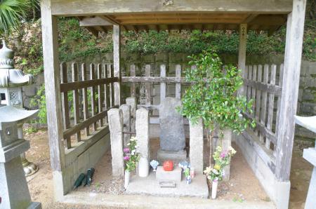 20130629塚原卜伝の墓05